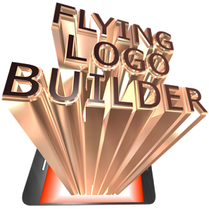 FLYING LOGO BUILDER