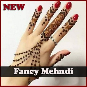 Fancy Mehndi Design 2017