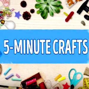 5-Minute Crafts