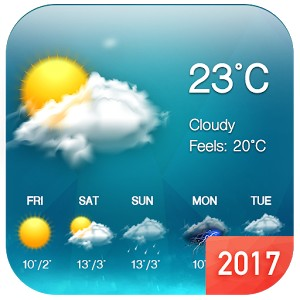 news weather and updates daily