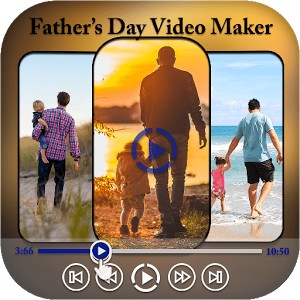 Fathers Day Video Maker 2017 - Father's Day Video