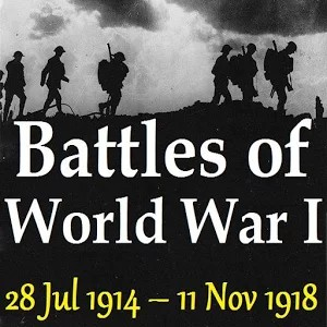 First World War History 1914 – 1918 (WW1)
