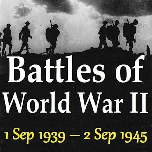 Second World War History 1939 to 1945 (WW2)